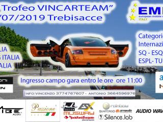 5° Trofeo VincarTeam - Trebisacce (CS)