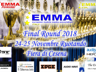 Finale Nazionale Emma Italia 2018