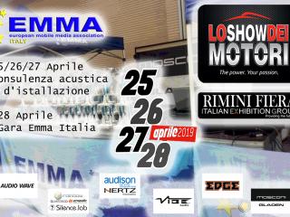 Lo Show dei Motori 2019 - Rimini
